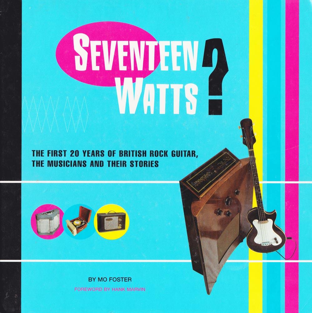 Seventeen watts book