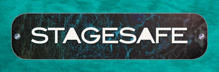 Stagesafe logo