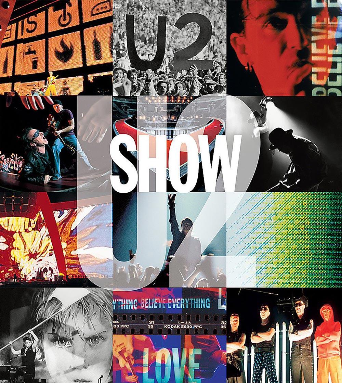 U2 show book