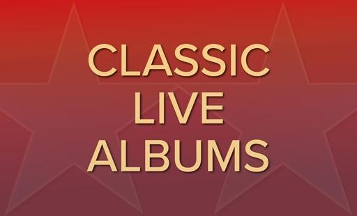 classic live albums
