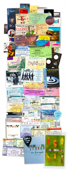 Genesis tickets